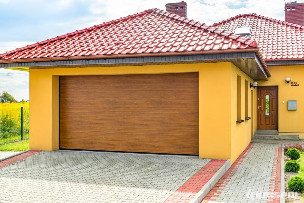 bramy garażowe segmentowe 1