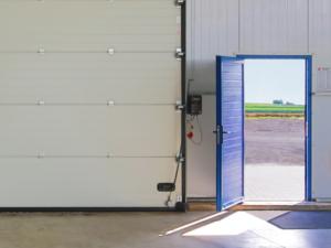 boczne drzwi fotografia