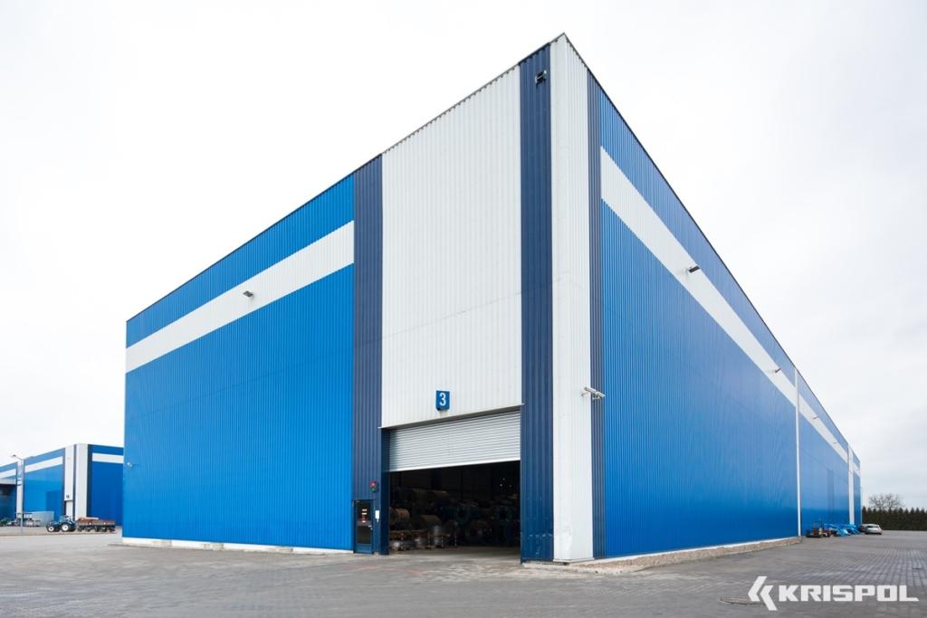 brama przemysłowa rolowana 3 fotografia
