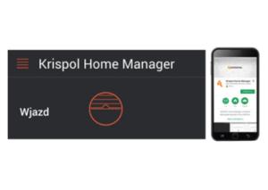 krispol home manager fotografia