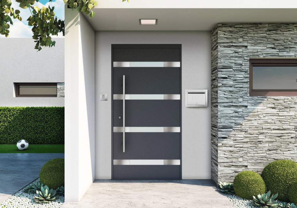 SOLANO ENTRANCE DOOR